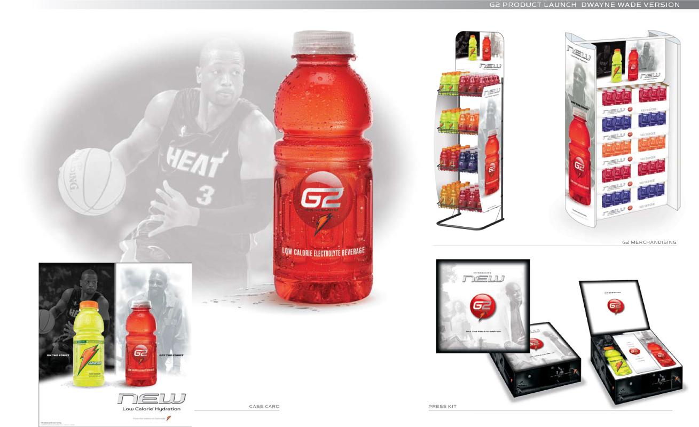 G2 merchandising, Brand Identity, Glenn Clegg - Designer/Creative