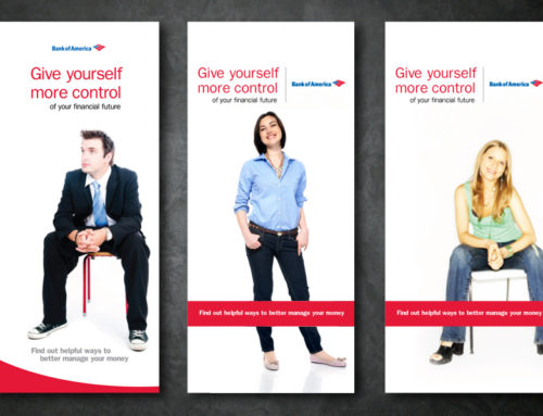 Bank of America – Financial Services Marketing
