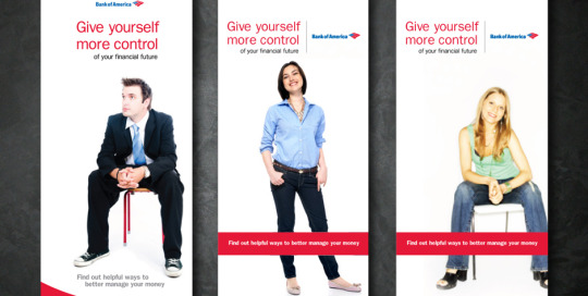 Bank of America Financial Services Marketing
