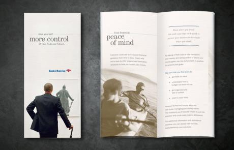 Bank of America Affluent-Money Management Brochure