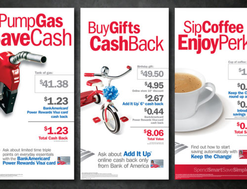 Bank of America – In Store, On Premise Promotions