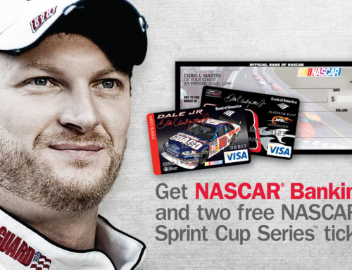 Bank of America – Nascar Promotion