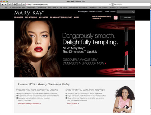 Mary Kay – web