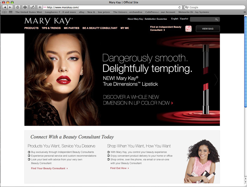 Mary Kay - Beauty Products Cosmetics
