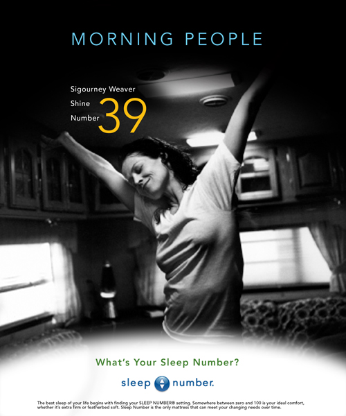 Sleep Number- Comp layout, Sigourney-weaver