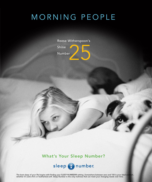 What is your Sleep Number- Concept Layouts. reese-witherspoon